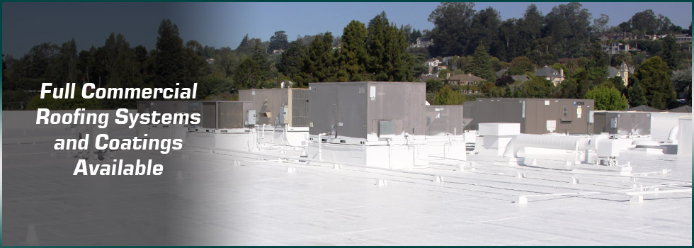commercial roofing systems and coatings
