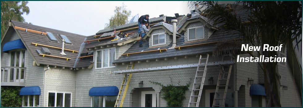 Slate roofs and less costly alternatives available